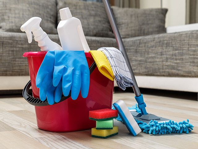 Avon Cleaning Service Supplies